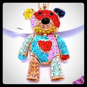 Cute & Colorful Teddy Bear🐻